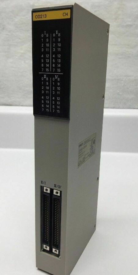 OMRON C500-OD213 Output Card