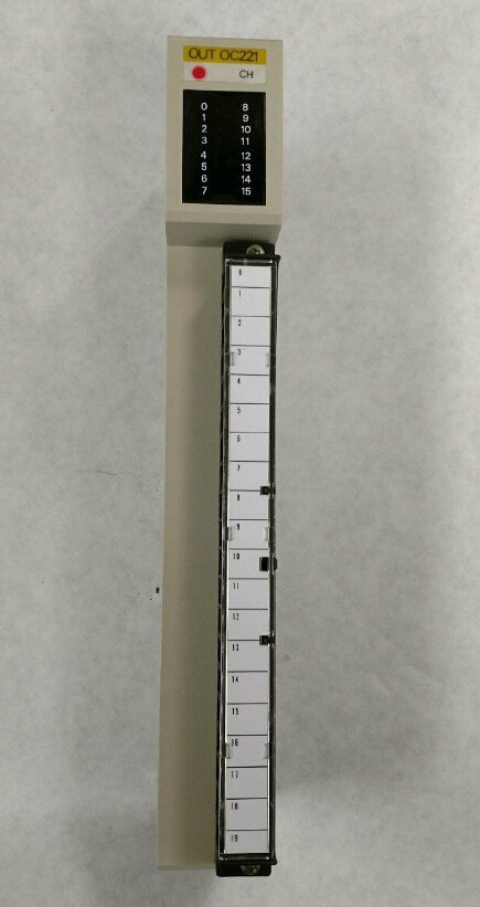 OMRON C500-OC221 Output Module