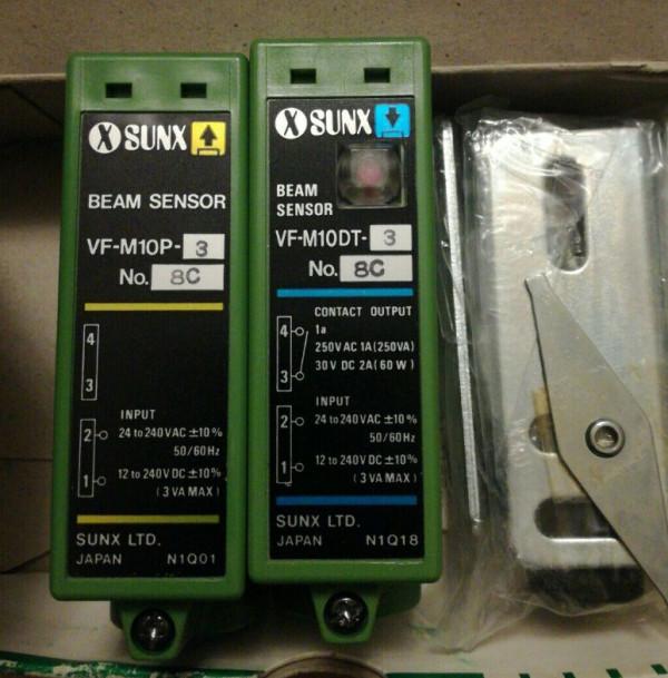SUNX VF-M10T-3 scope 10m multi-voltage