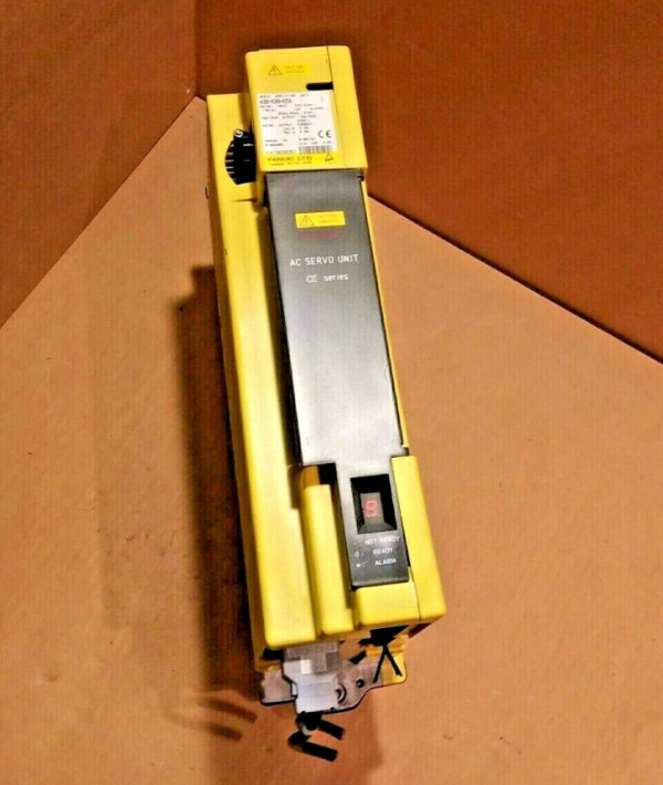 Fanuc Servo Amplifier A06B-6089-H204