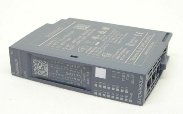 SIEMENS Simatic S7 6ES7131-6TF00-0CA0