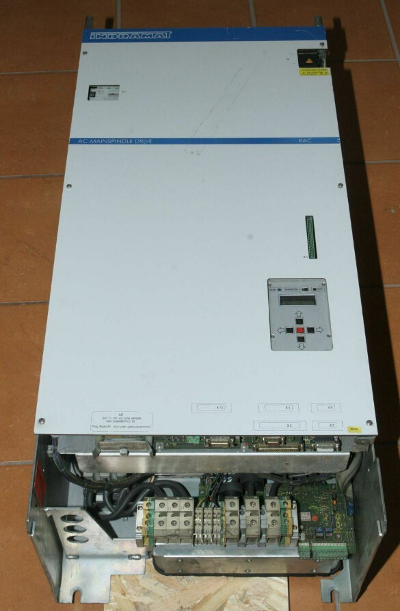 INDRAMAT RAC2.2-200-380-A00-W1 Drive Module