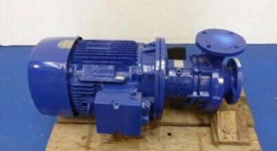 KSB ETABLOC GNF 065-160/1102 Block Pump