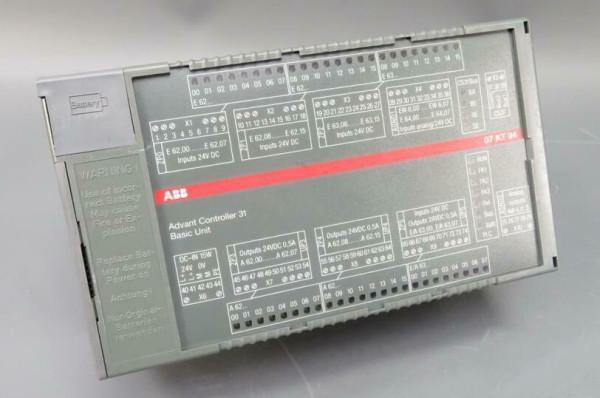 ABB Advant Controller 31 Basic Unit GJR5252100R0101