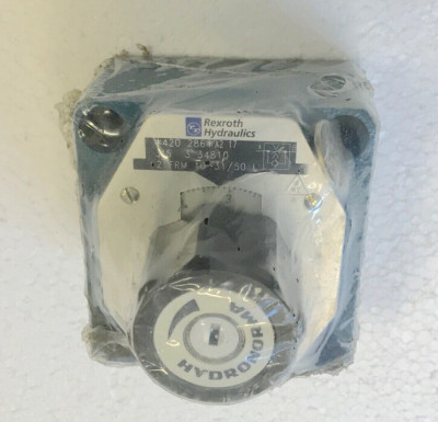 Rexroth 2FRM10-31/50L 2 WAY FLOW CONTROL VALVE