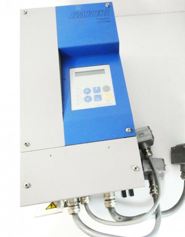 Bauer FU-D-M-400-007 Inverter 6,9kVA