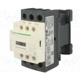 SCHNEIDER ELECTRIC LC1D25P7 CONTACTOR 600VAC