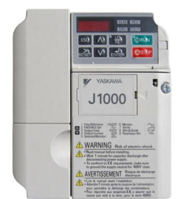 YASKAWA A1000 A 1000 CIMR-AA4A0058AAA J1000 Series VFD