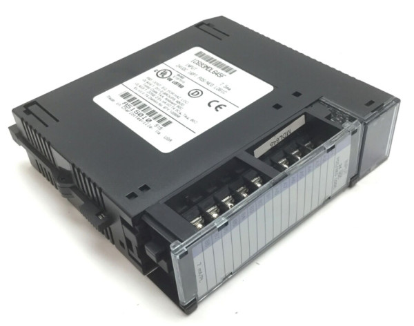FANUC IC693MDL645F PLC Input Module, Series 90-30, 7.5mA/Point, 16PT, 24VDC
