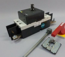 Siemens 3VL4740-1AA34-0AA0 CIRCUIT BREAKER 400A 250VDC 600VAC