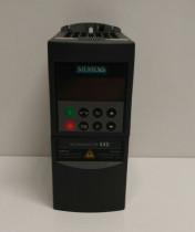 Siemens 6SE6440-2UD15-5AA1 MICROMASTER 440 Drive