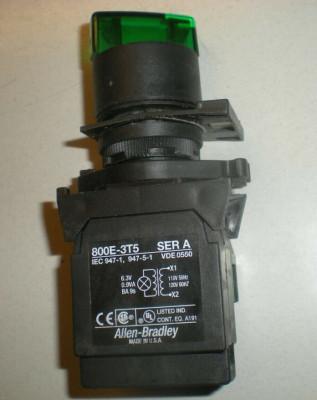 AB Allen Bradley Contact Block 800E-3X10