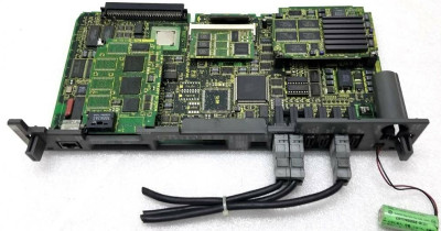 Fanuc A16B-3200-0412/01A COMMUNICATION CONTROL BOARD