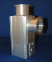 SMC Hochvakuum-Eckventil, Pneumatik XLD-40
