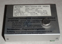 INDRAMAT Program Programming Module MOD01/1X035-008