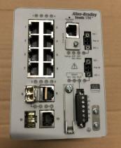 AB Allen-Bradley 1783-IMS28RAC Ethernet Switch