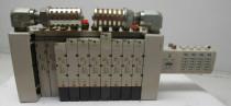 SMC W5QC41-1003SDNW-1012 Pneumatic Valve Manifold