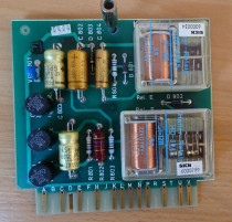 Sick LVU 1106-0021 Relay Board