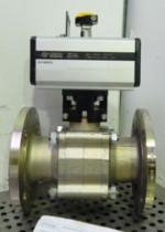 OMAL Pneumatischer D116H070 DN65/PN16