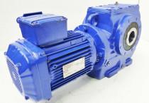 SEW Eurodrive SA77/T DRN90L4/ASE1 Gear Motor 1,5kW
