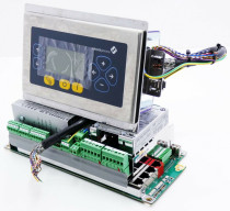 Schenck Process VCU 20100-E + VMO20101-3D Operator Panel