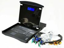 Austin Hughes Cyberview N119-S801e Keyboard LCD Drawer