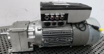 Lenze G50BH110MVBR2C + MHEMAIG090-12C1C GEAR MOTOR