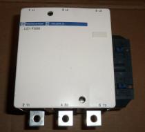 TELEMECANIQUE LC1F330 Contactor Starter 600v 250hp 370 Amp 120v