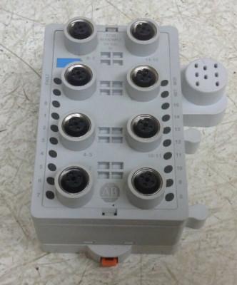 AB Allen Bradley 1738-IB16DM12 Input Module 16 Point 24VDC