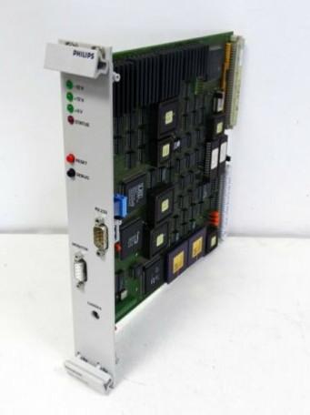 PHILIPS PHOSPHOR Vision Processor 4022 251 0012 D 001327 Card