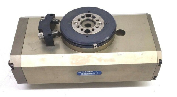 Schunk OSE-A45 Hydraulically Damped Rotary Actuator