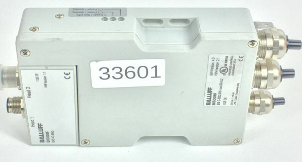 Balluff BIS0099 BIS C-6002-019-xxx-03-KL2 Process Control