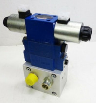 Rexroth Z2S 10-1-34/V + Z2FS 10-5-33/V + 4WE 10J33