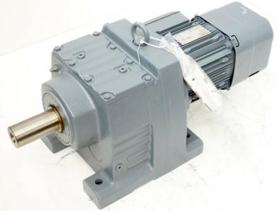 SEW EURODRIVE R87 DRE90M4BE2 Gear Motor 1,1kW 1420rpm