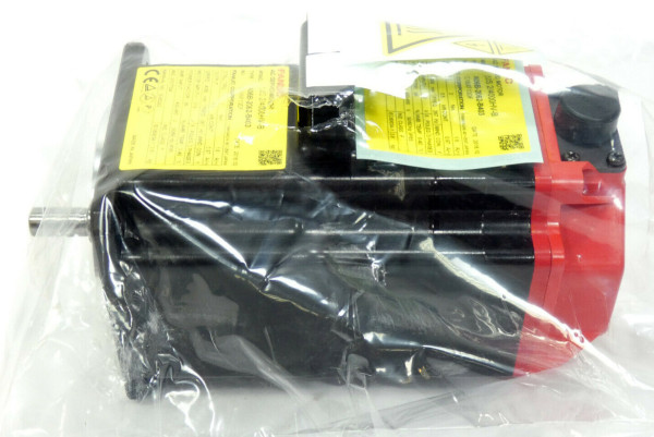 Fanuc βiS 2/4000HV-B A06B-2062-B403 Servo Motor 0,5kW 4000rpm 1,6A