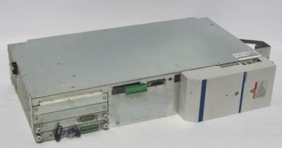 Indramat DDS02.2-W100-BE12-01-FW Servo Amplifier W/Module