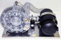Gardner Denver G-BH7 2BH7310-0AH16-7 side channel compressor + Filter