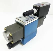 Rexroth M-Z4SE 10 B11/CG24K4 + 4WRSE Controller