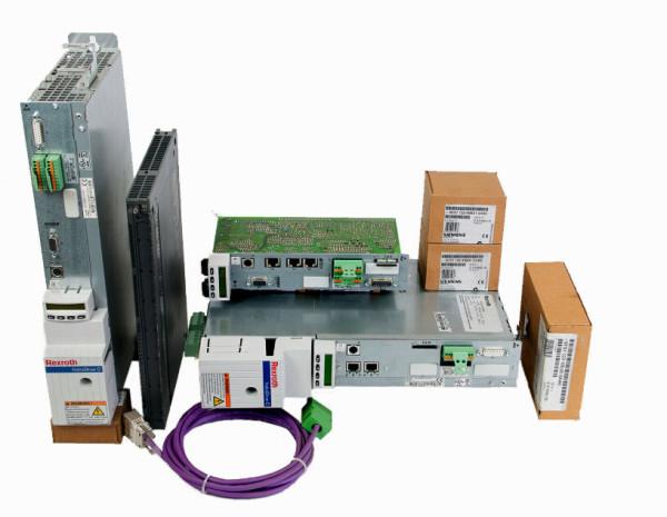 Indramat CSB01.1C-S3-ENS-NNN-NN-S-NN-FW + MPB-04V38D51NNNN + PFM02.1-A07
