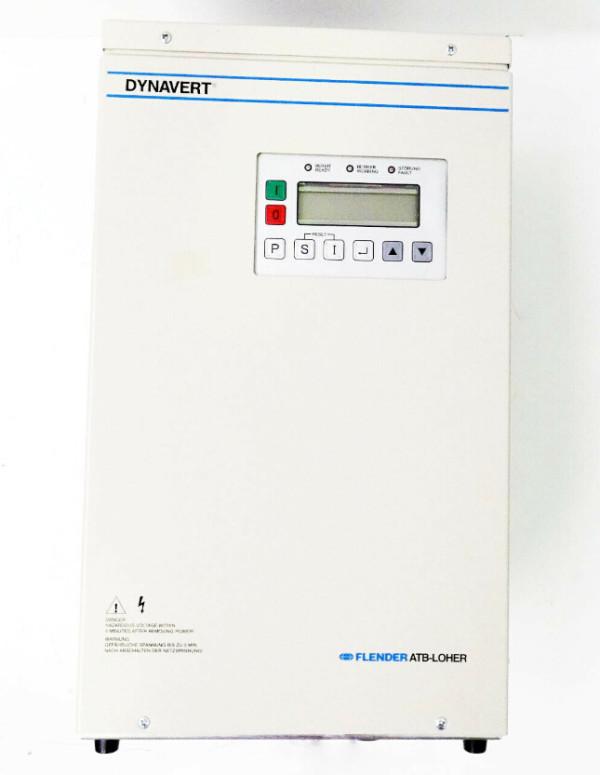 Flender ATB-Loher Dynavert 2T2A-03400-005 12 KVA Frequenzumrichter