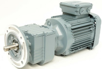 SEW EURODRIVE RF27 DRN90S4/TF Getriebemotor 1,1kW 1455rpm i=6,59