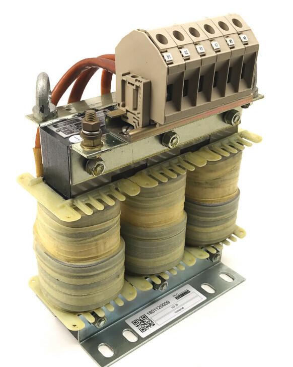 Indramat KD 20 transformer K A Gass 90A 0.31mH 50/60Hz 40/B