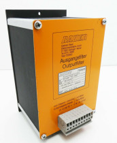 Bauer ZU-AF 10.380 ZUAF 10.380 8038287 10A 380V Ausgangsfilter