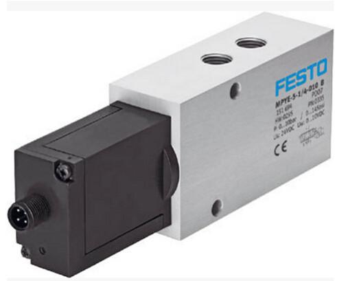Festo MPYE-5-3/8-010-b Directional Control Valve 24v