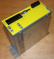 Berger Lahr 3-Phase Stepping Motor Power Controller WD3-007.0501