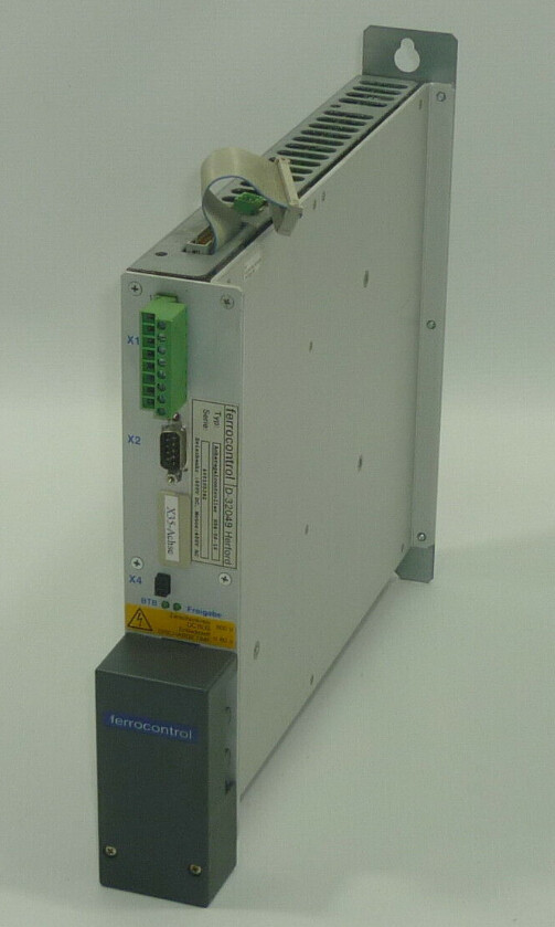 Ferrocontrol S02-00-16 600VDC ACHSREGELCONTROLLER