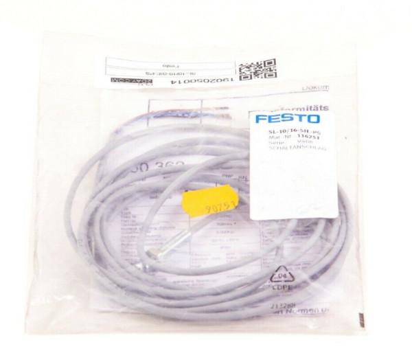 FESTO SL-10/16-SIE-PS Proximity switch