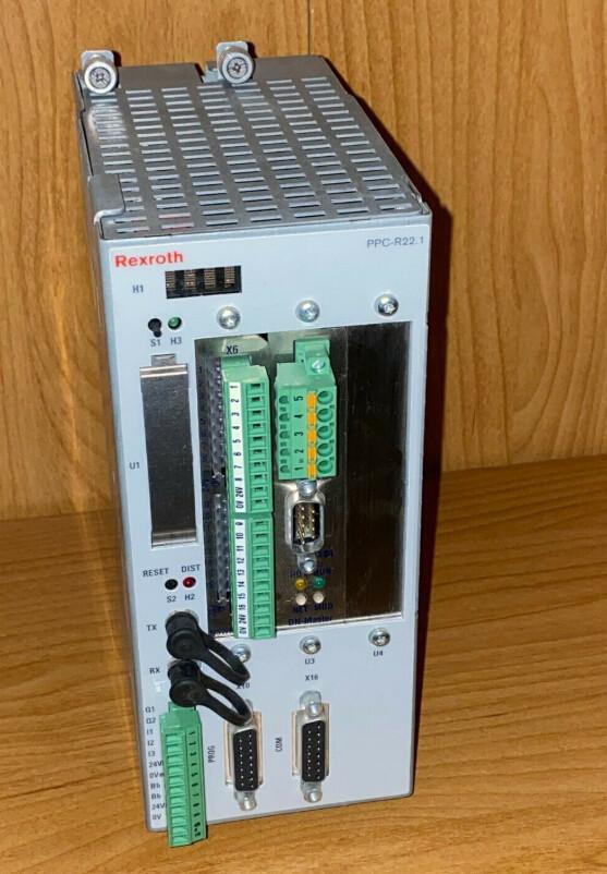 Bosc Rexroth Indramat PPC-R22.1N-T-V2-NN-NN-FW