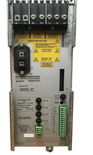 INDRAMAT SERVO POWER SUPPLY KDV 4.1-30-3/S100