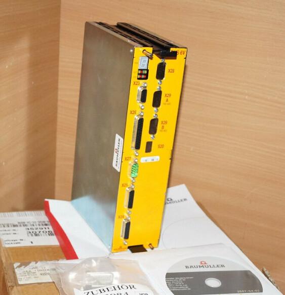 BAUMÜLLER Control Device BUS6-VC-0C-0069